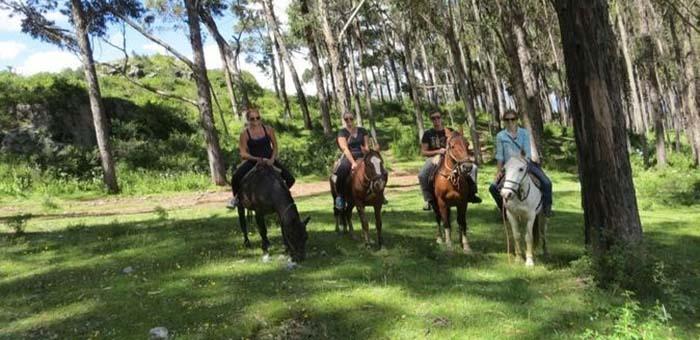 Tour Caballo - Pumahuanca